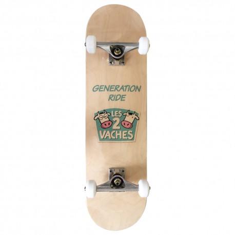 skate complet personnalisée avec votre logo
